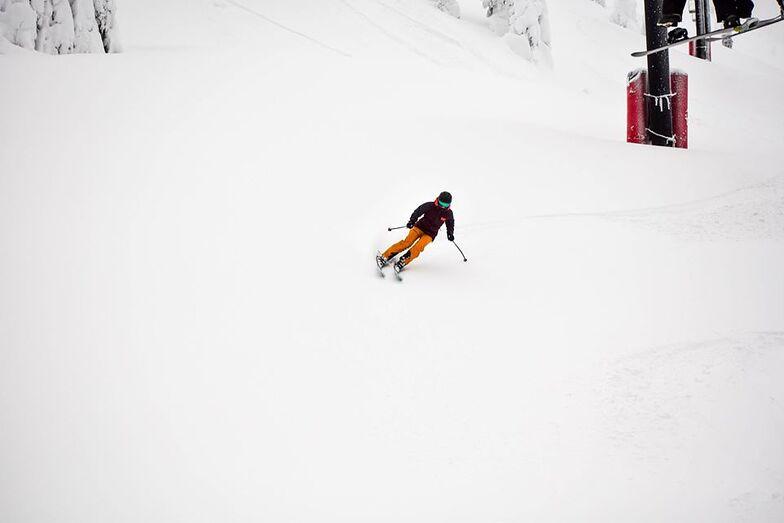 Eaglecrest, Eaglecrest Ski Area