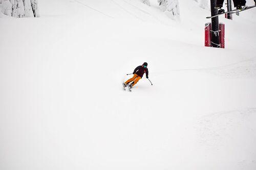 Eaglecrest Ski Area Ski Resort by: tourist offical