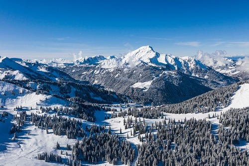 Chatel Ski Resort by: tourist offical