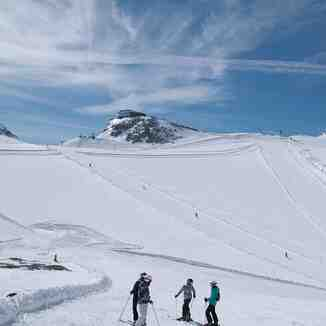 Dachstein Glacier