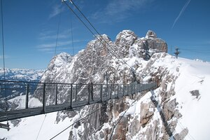 Dachstein Glacier  photo