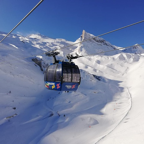 Hintertux Ski Resort by: tourist offical