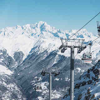 David Andre, Courchevel
