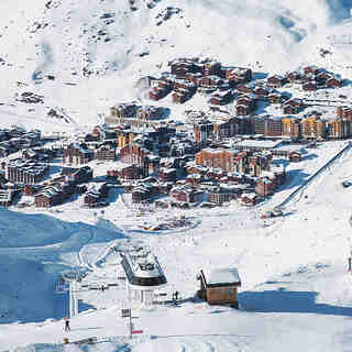 David Andre, Val Thorens