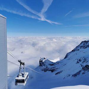 Glacier 3000, Gstaad Glacier 3000 photo