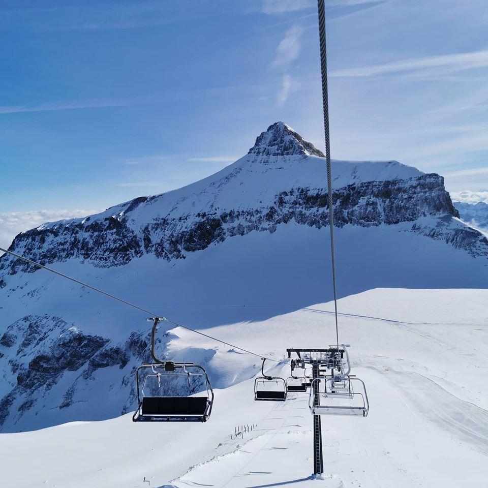 Gstaad Glacier 3000 Resort Guide