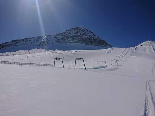 Hintertux Ski Resort by: Snow Forecast Admin