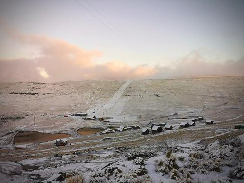 Afriski Mountain Resort Ski Resort by: Snow Forecast Admin