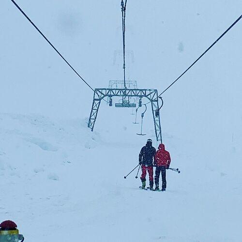 Fonna Glacier Ski Resort by: Snow Forecast Admin