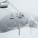 days during lockdown, Val d'Isere