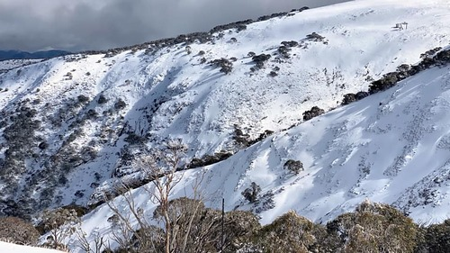 Mount Hotham Ski Resort by: Snow Forecast Admin