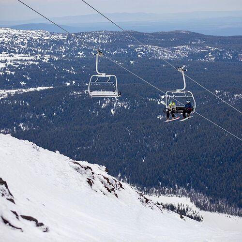 Mt Bachelor Ski Resort by: Snow Forecast Admin