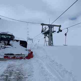 15 metre (50 foot) base, Fonna Glacier