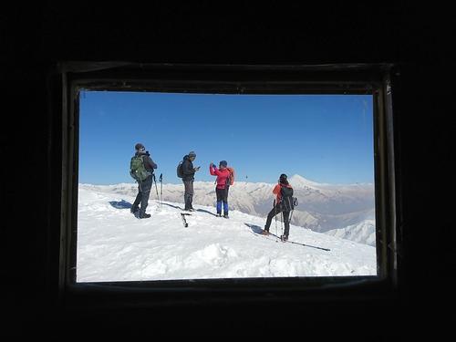 Tochal Ski Resort by: Elham Valai