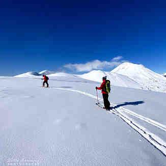 Primer día de nieve en Antillanca 21 de mayo 2020