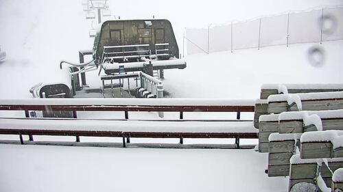 Mt Hutt Ski Resort by: Snow Forecast Admin