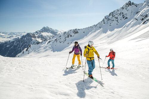 Gargellen  Οδηγός Χιονοδρομικού Κέντρου