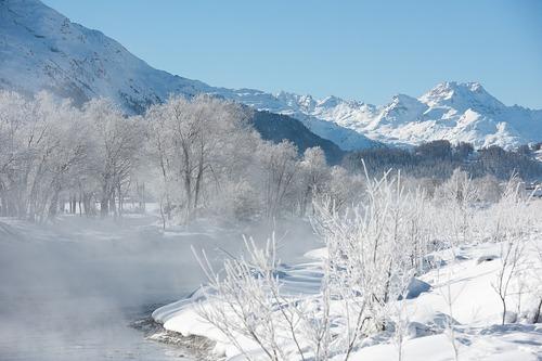 Celerina/Engadin Ski Resort by: Snow Forecast Admin