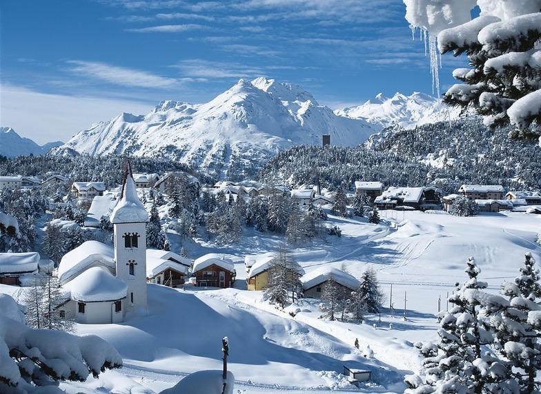 Photo: Max Weiss (c)Engadin St. Moritz Tourismus, Maloja/Engadin