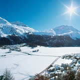 Photo: Max Weiss (c)Engadin St. Moritz Tourismus, Silvaplana/Engadin