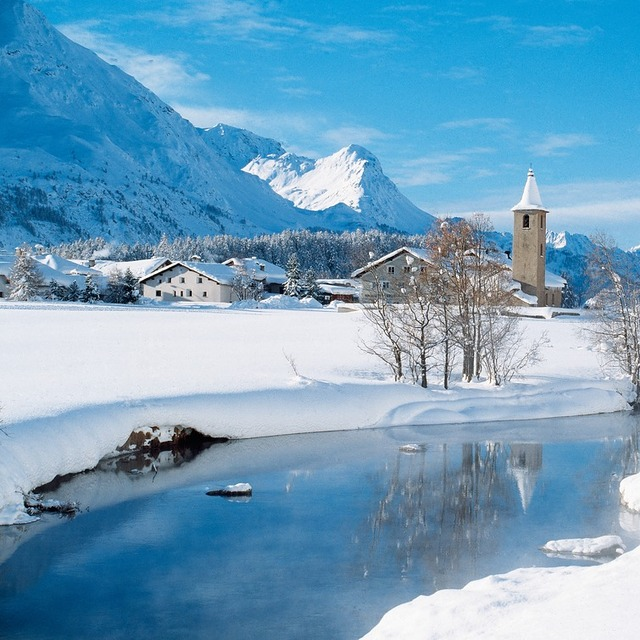 Photo: Max Weiss (c)Engadin St. Moritz Tourismus, Sils/Engadin