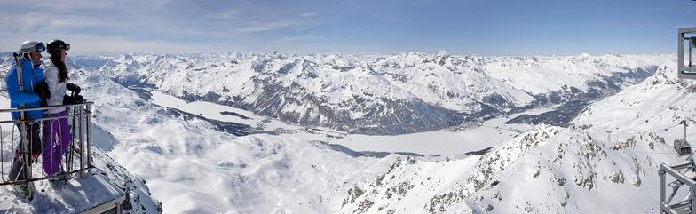 Photo: Christof Sonderegger (c)Engadin St. Moritz Tourismus, Sils/Engadin