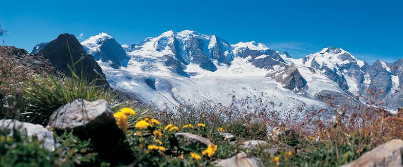 Diavolezza-Lagalb snow