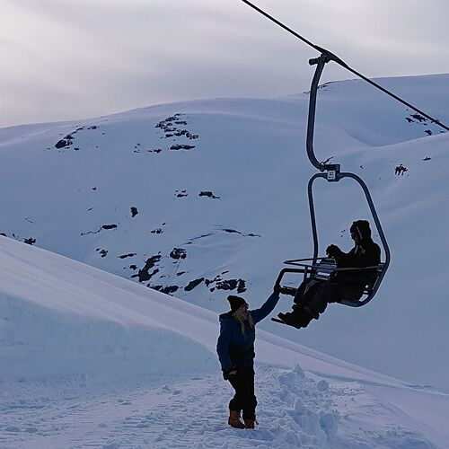 Strynefjellet Ski Resort by: Snow Forecast Admin