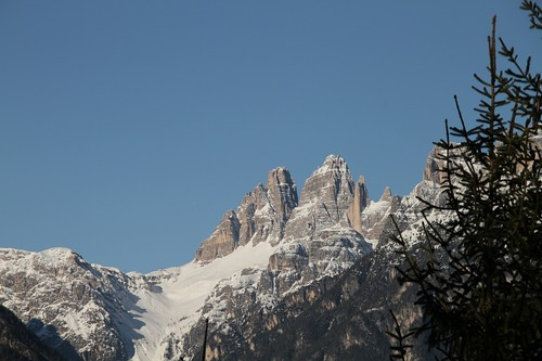 Auronzo Di Cadore  Reiseführer Skiort