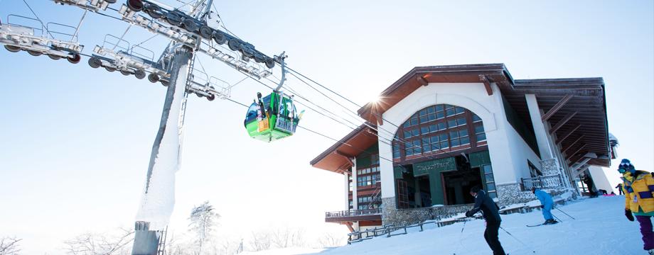 PyeongChang-Yongpyong Reiseführer Skiort