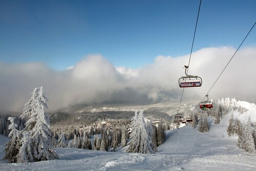 Jahorina Ski Resort by: tourist offical