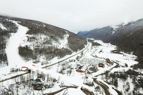 Cerro Castor Ski Resort by: tourist offical