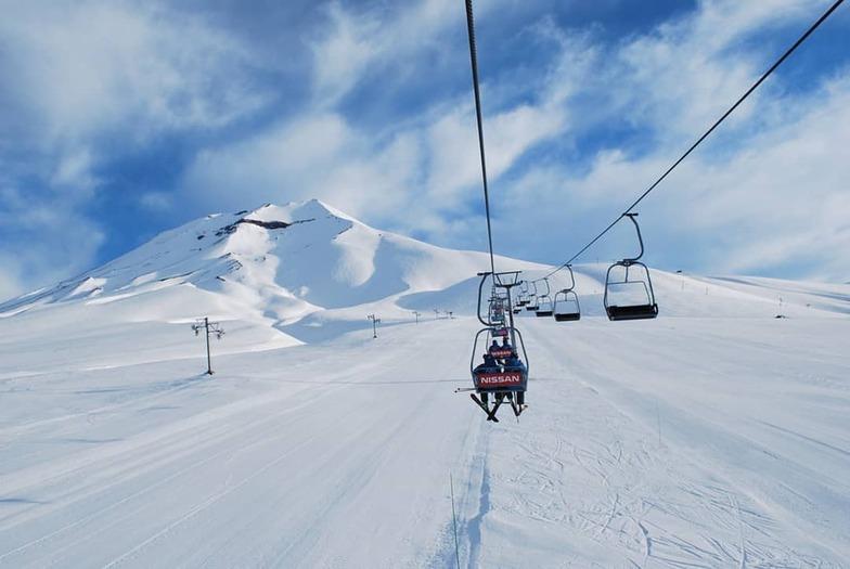 Corralco Ski Resort, Corralco (Lonquimay)