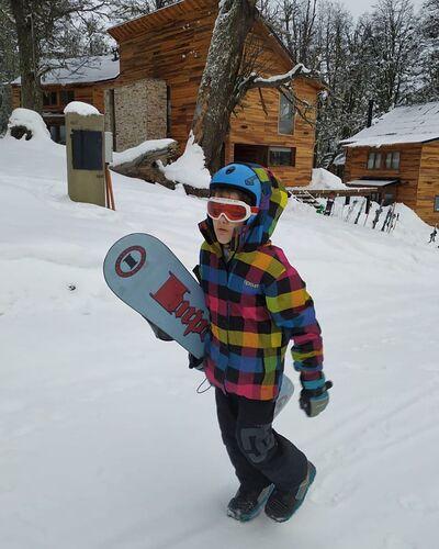 Las Pendientes Ski Resort by: Gonzalo Retamoso