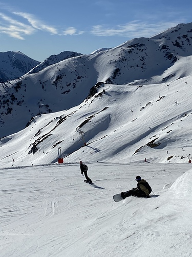 Ax 3 Domaines Ski Resort by: SIMON MARR