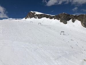 Kitzsteinhorn, Kaprun photo