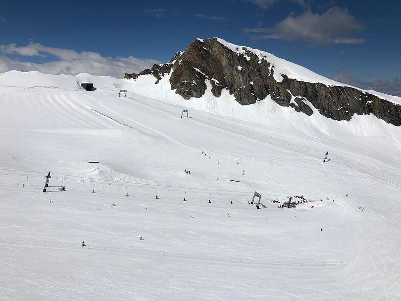 Kitzsteinhorn Glacier Ski Area, Kaprun