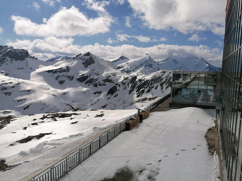 Molltaler, Mölltaler Gletscher
