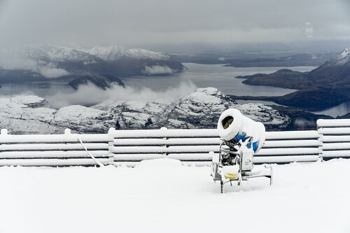 Treble Cone Ski Resort by: Snow Forecast Admin