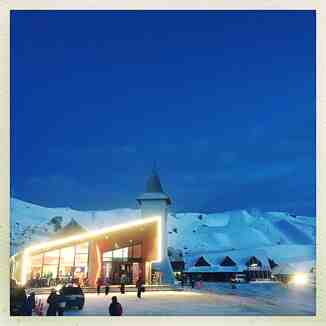 Morning - looks like a good one, Cardrona