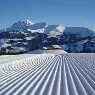 Fantastic Slopes on Lenk Betelberg