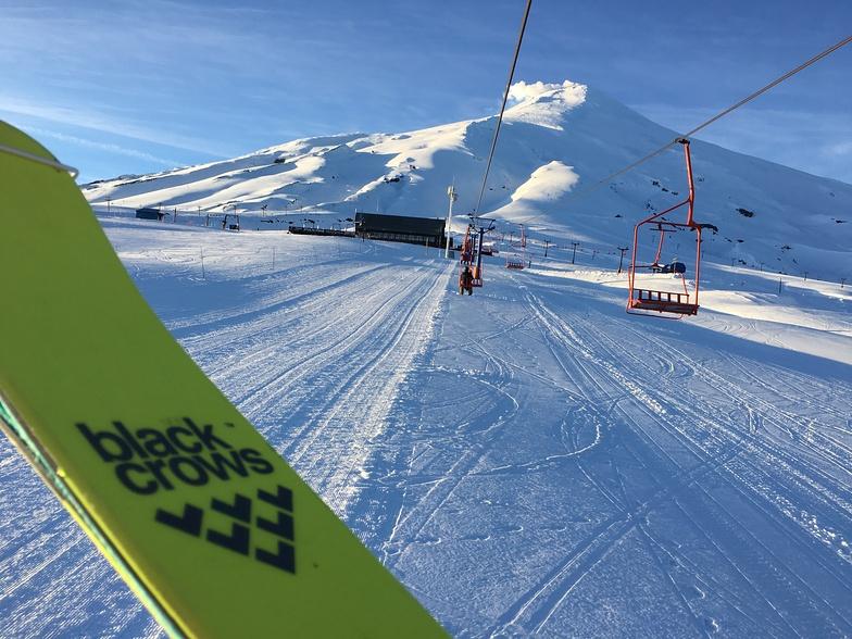 centro de esquí pucon, Villarrica-Pucon