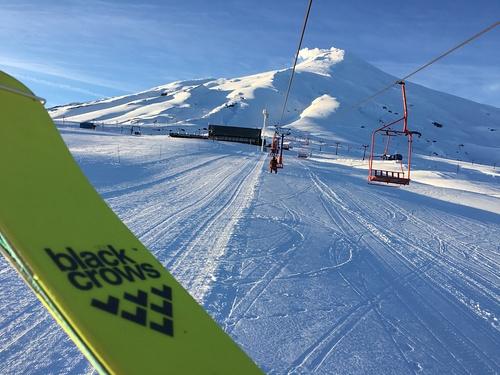 Villarrica-Pucon Ski Resort by: richard