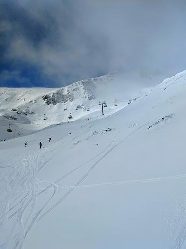 Remarkables Ski Resort by: Colleen Scott