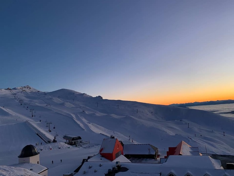 lovely view, Cardrona