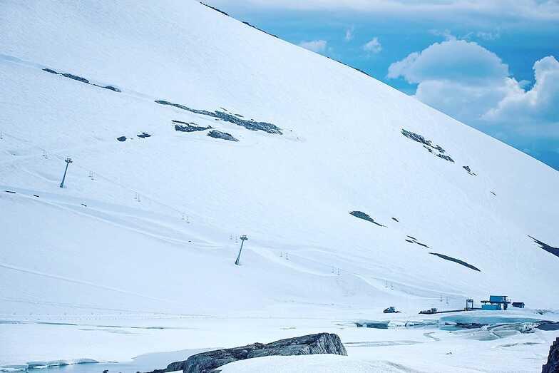 slope, Strynefjellet
