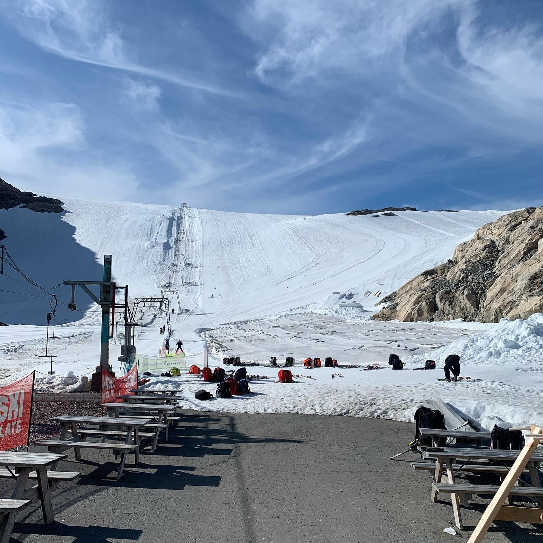quiet day, Fonna Glacier