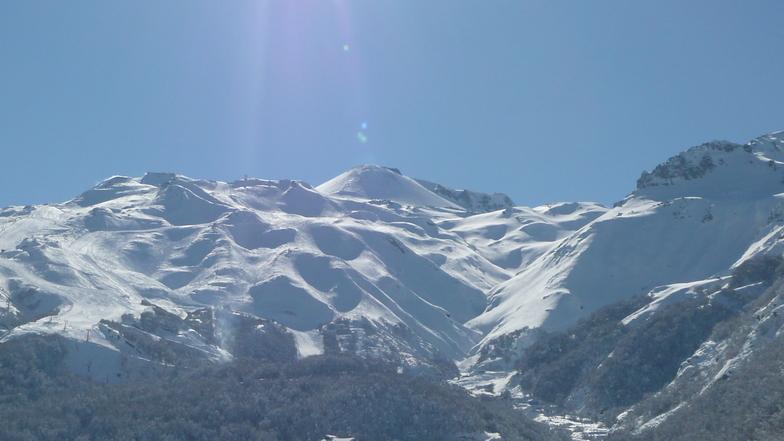 Nevados de Chillan Aug 2012