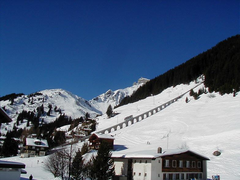 Murren, Grindelwald