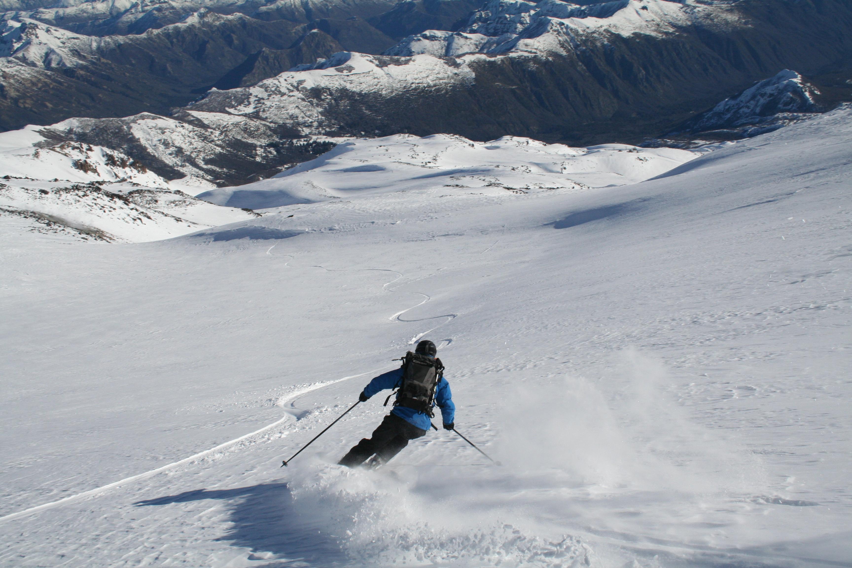Nevados de Chillan 2008
